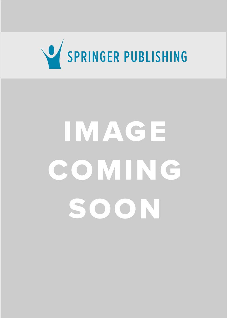 A Man's Guide to a Nursing Career 9780826106858 by Chad O'Lynn  RN, PhD